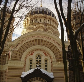 Riga Orthodox Cathedral