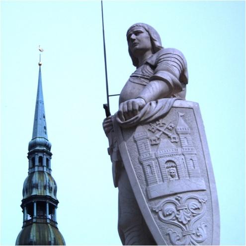Riga St Roland
