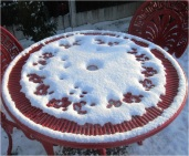 Snow Pizza