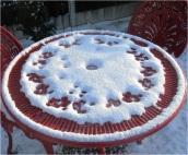 Snow Pizza