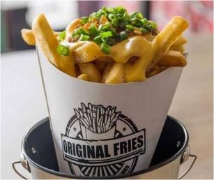 Peru Fries