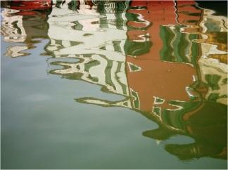 Burano reflection 1