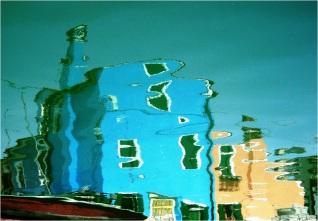 Burano Reflection