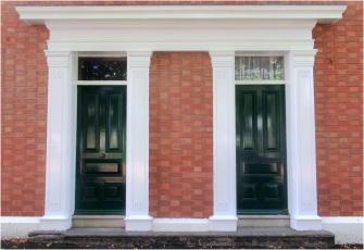 Leicester Door 02