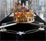 Richard III crown replica