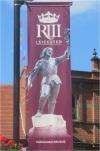 Richard III Leicester Banner